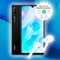 Huawei P30 LiteBlau Allnet XL GRATIS Huawei Freebuds Lite Titelbild