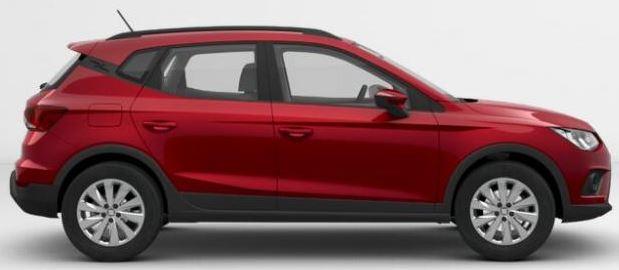 LF 054 Seat Arona Style 1.0 TGI 1