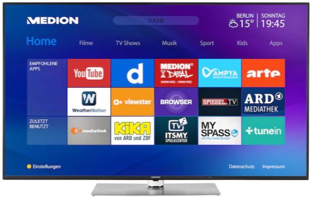 MEDION LIFE X16503 Smart TV