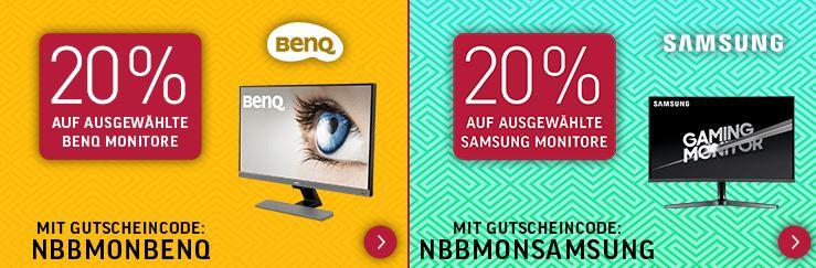 Monitor Special 20 Pr Sofort Rabatt BenQ Acer usw.