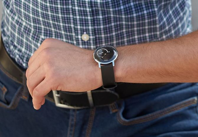 Withings Nokia Steel Smartwatch