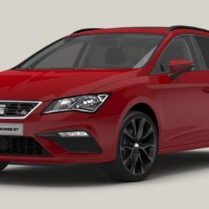 Seat Leon St Black Matt Edition 150ps Dsg Fur 199 Mtl