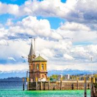 4 Sterne aquaTurm Radolfzell Bodensee Therme Konstanz