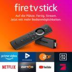Amazon Fire TV Stick (Full-HD) mit Alexa Sprach-Steuerung