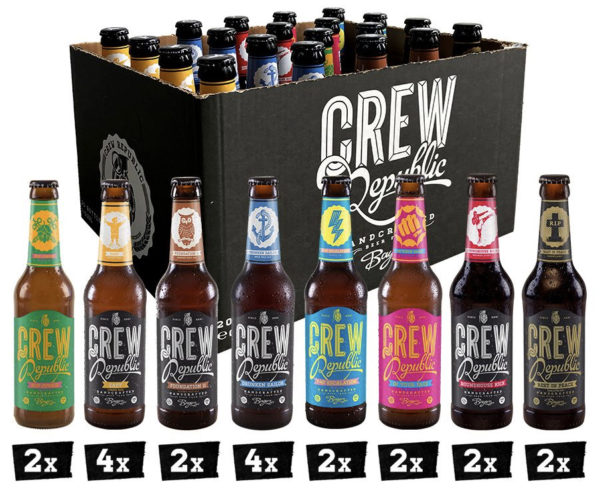 CREW Republic Craft Beer 2020 02 19 20 55
