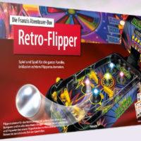 Die Franzis Abenteuer Box Retro Flipper