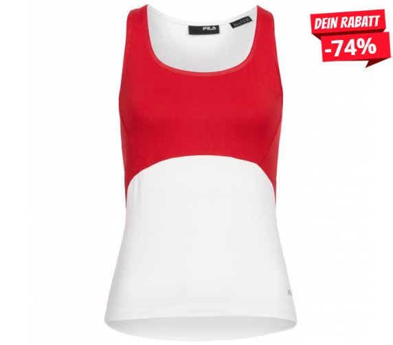 FILA Damen Tank Top Shirt Tennis Shirt U89414 116