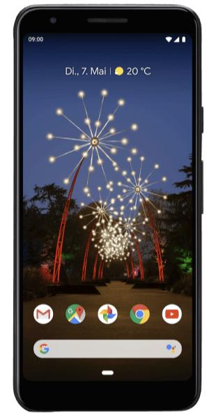 GOOGLE Pixel 3a Smartphone 64 GB Just Black kaufen SATURN 2019 09 05 20 56 24