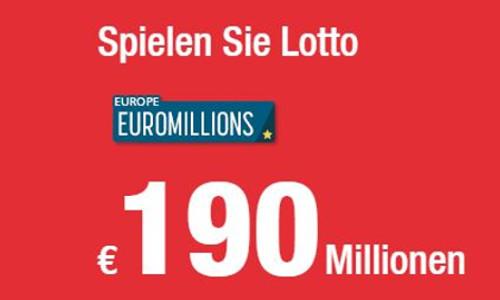 Lotter 50 Prozent