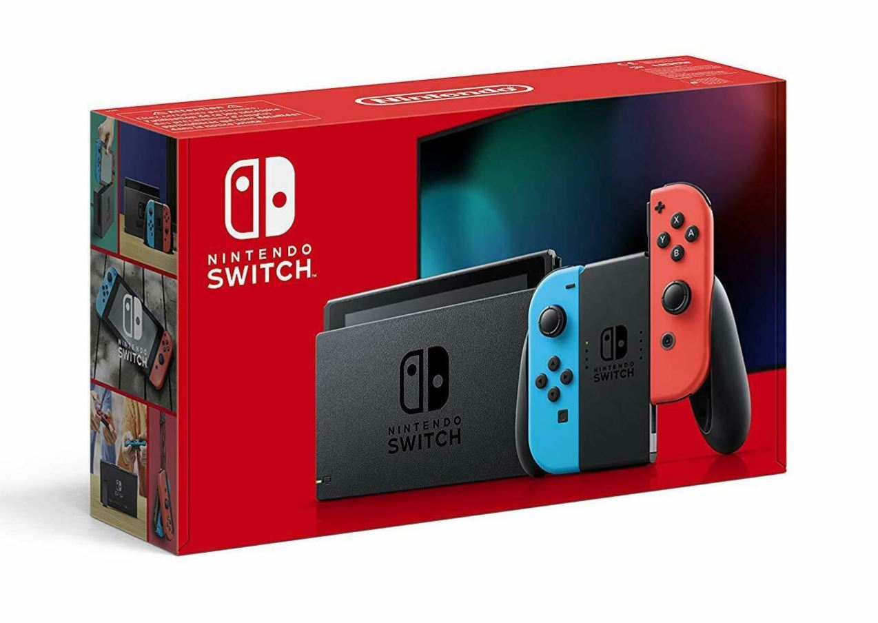 Nintendo Switch Konsole neue Edition
