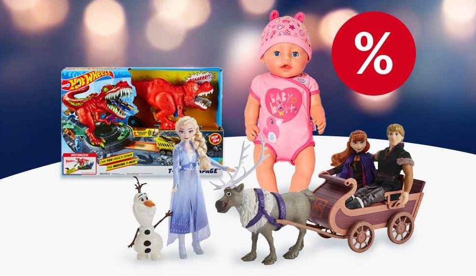 Otto 20 Prozent auf Spielzeug