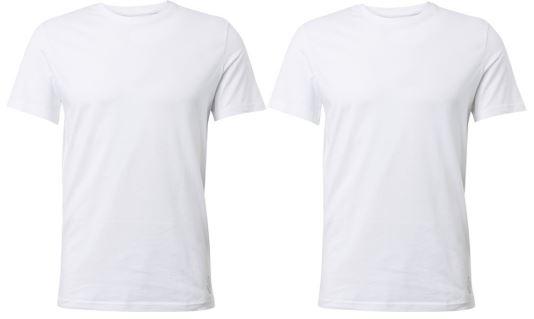 Tom Tailor Herren T Shirt 4er Pack Kurzarmo o. O Neck V Ausschnitt