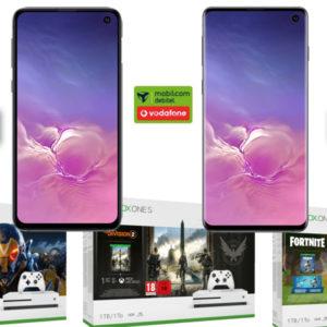 [Knaller] 🔥 Samsung Galaxy S10e / Galaxy S10 + Xbox One S + 10GB LTE Allnet-Flat