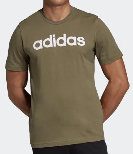adidas Essentials Linear Logo T Shirt Gruen adidas Deutschland 2019 09 11 19 03 05