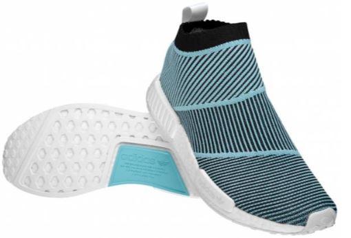 adidas Originals NMD CS1 Parley Primeknit Boost Sneaker AC8597