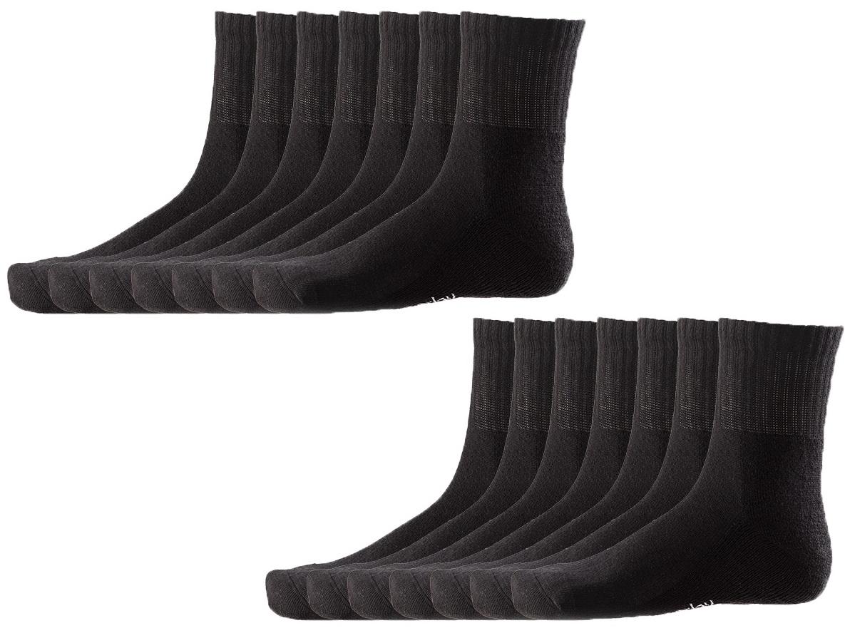 daily socks short crew everyday 4 14