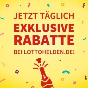 [Knaller] 6 Felder Lotto 6-aus-49 für nur 1€ & mehr 🍀💰 gilt auch für BK