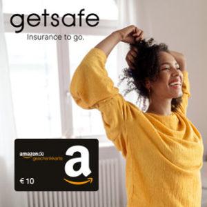 Gratis 🎁 6 Monate Haftpflicht-Versicherung + 10€ Gutschein (täglich kündbar)