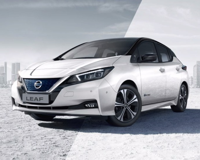 Nissan Leaf (150 PS) für nur 75€ mtl. 🔋🚘 (E-Auto, Privat-/Gewerbe-Leasing)