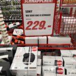 Sony Kopfhörer WH-1000 XM3 Noice Canceling