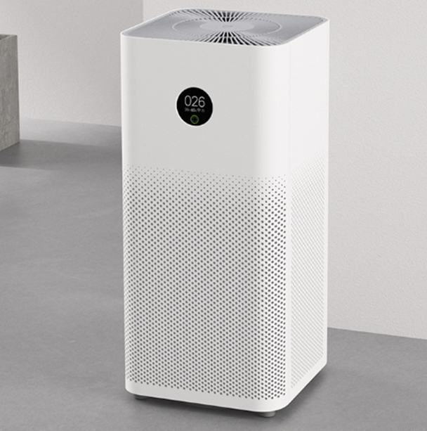 xiaomi mijia air purifier 3 oled touch display mi home app control high air volume efficient removal of pm2.5 formaldehyde at B 2019 09 03 12 14 29