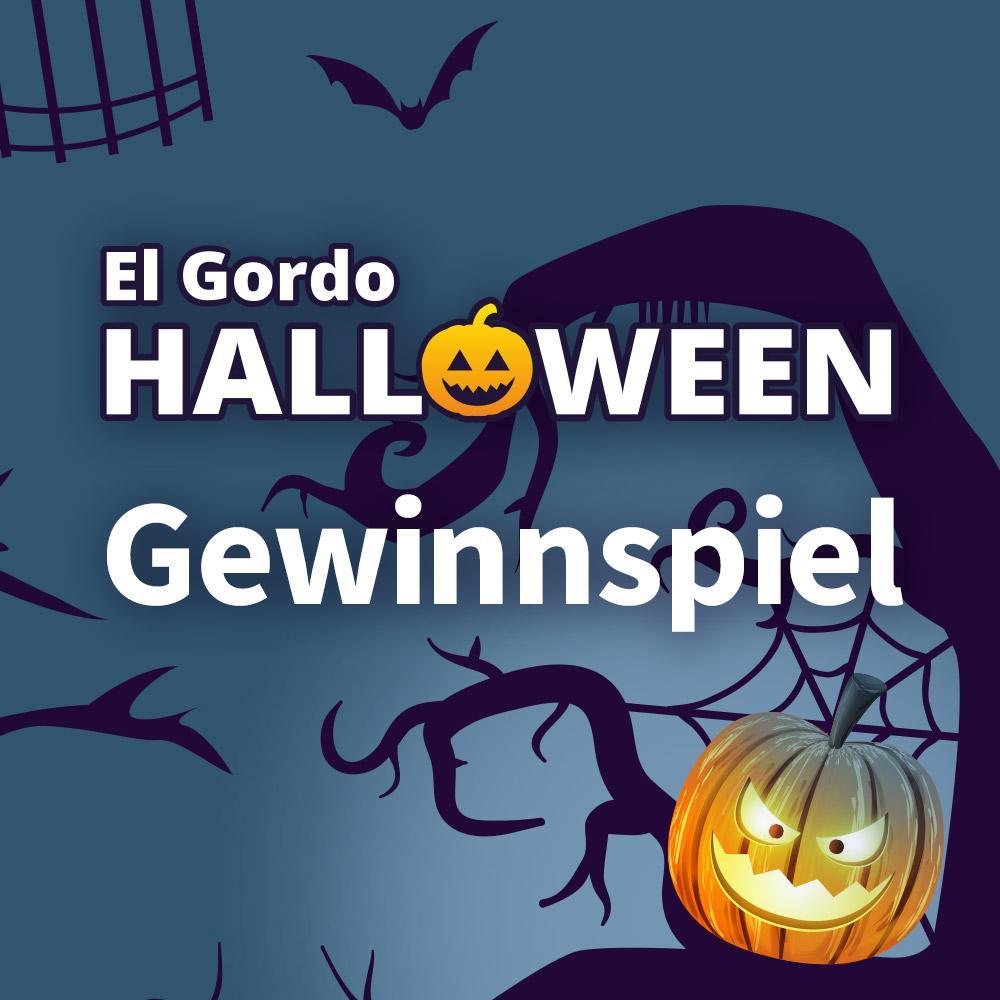 Gewinnspiel 🎃🍀 El Gordo Halloween Los im Wert von 120€ (10 Mio. € Hauptgewinn)
