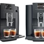 JURA E6 Kaffeevollautomat mit Milchaufschäumdüse