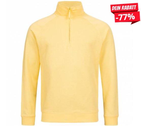 2019 10 2912 50 38 RUSSELL1 4ZipHerrenSweatshirt0R282M0 Yellow Marl SportSpar