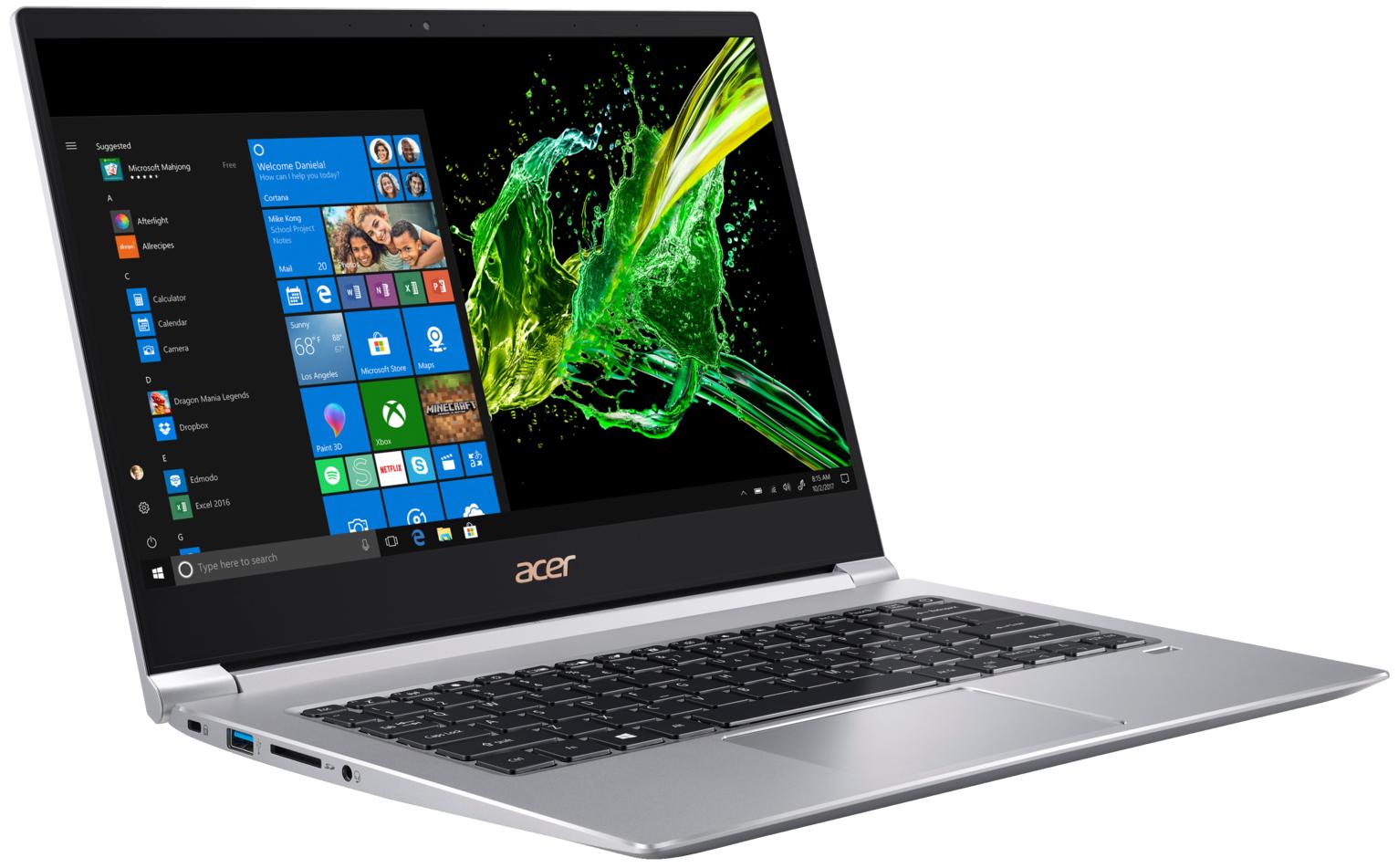 Acer Swift 3 SF314 55G