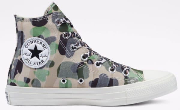 Archive Print Chuck Taylor All Star-High Top