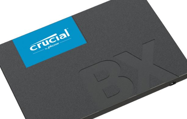 CRUCIALBX500960GBSSDFlash2.5Zollintern 1