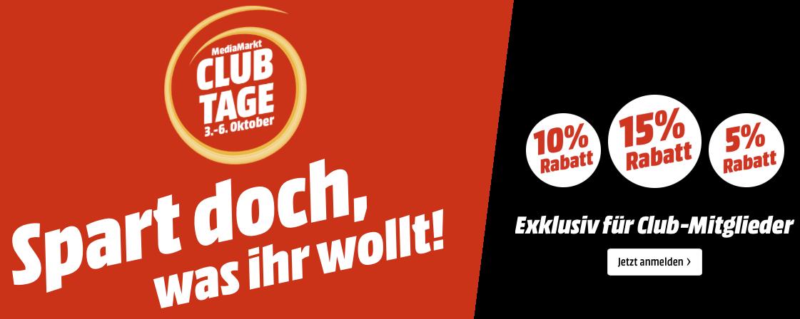 Club Tage mit exklusiven Rabatten fuer Mitglieder MediaMarkt 2019 10 02 20 04 01