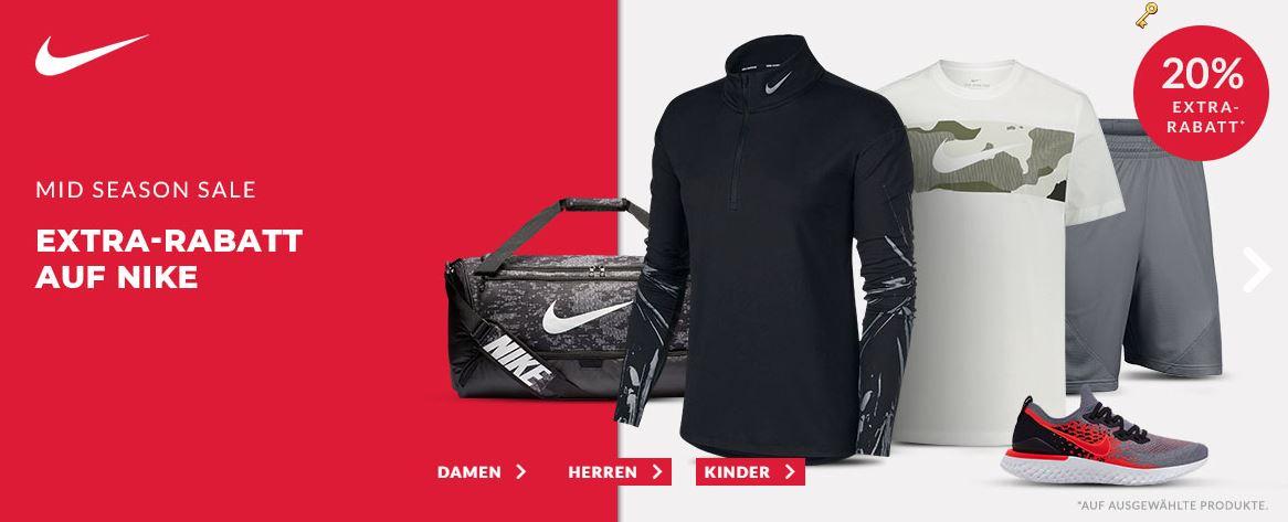 Engelhorn 20 Pr auf Nike