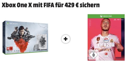 MICROSOFT MICROSOFT Xbox One X 1TB Gears 5 Limited Edition Bundle Xbox One Konsolen MediaMarkt 2019 10 03 17 49 24