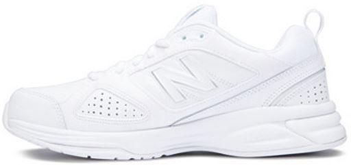 New Balance Sneaker MX624 D Leder weiss 1