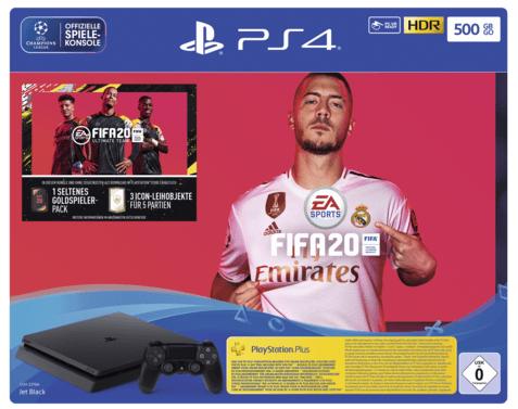 PS4 Slim FIFA 20