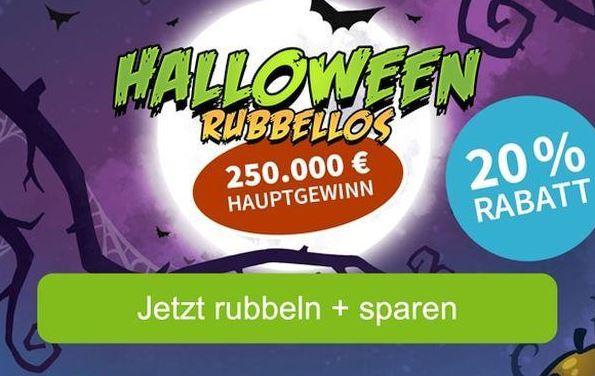 RubbellosderWoche Halloween