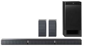 Sony HT RT3 Surroundbar 1