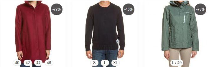 Top12 Jacken Pullover Sale