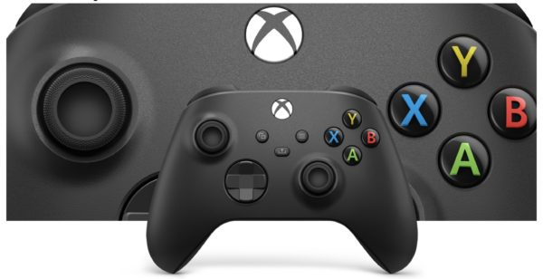 Xbox Wireless Controller in Pulse Red oder Carbon Black