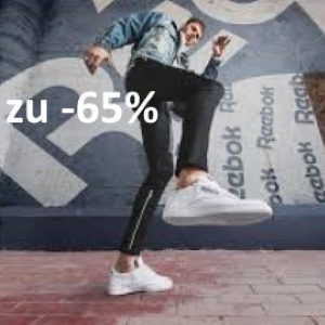 [TOP] 25% Gutschein auf das Reebok Outlet (bis -65%), z.B. DMX Sneaker