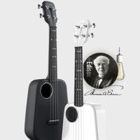 xiaomi populele 2 23 inch usb smart ukulele app control bluetooth 4.0 with led lamp beads Sale Banggood.com 2019 10 15 10 46