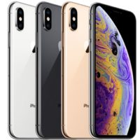 0009690 apple iphone xs a2097 58 gold space grey silver 610