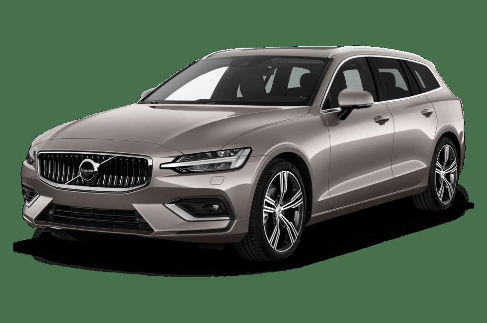 2019 volvo v60 inscription 4wd wagon angular front