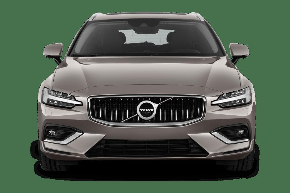 2019 volvo v60 inscription 4wd wagon front view