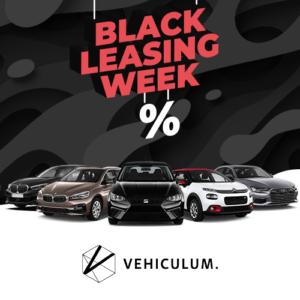 Vehiculum Black Leasing Week 🚘 z.B. Seat Ibiza ab 69€ mtl. + 200€ Cashback