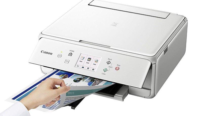 CanonPIXMA TS6151Tintenstrahl Multifunktionsgeraetweiss