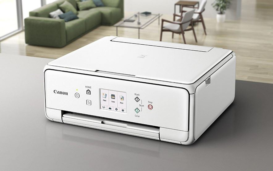 CanonPIXMATS6151Tintenstrahl Multifunktionsgeraetweiss