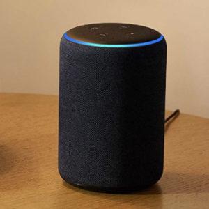 Amazon Echo (3. Gen., 2019) Smarter Alexa-Lautsprecher 🔈