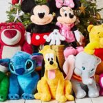 🎁🧒 20% Gutschein bei Disney, z.B. beliebte Plüschtiere